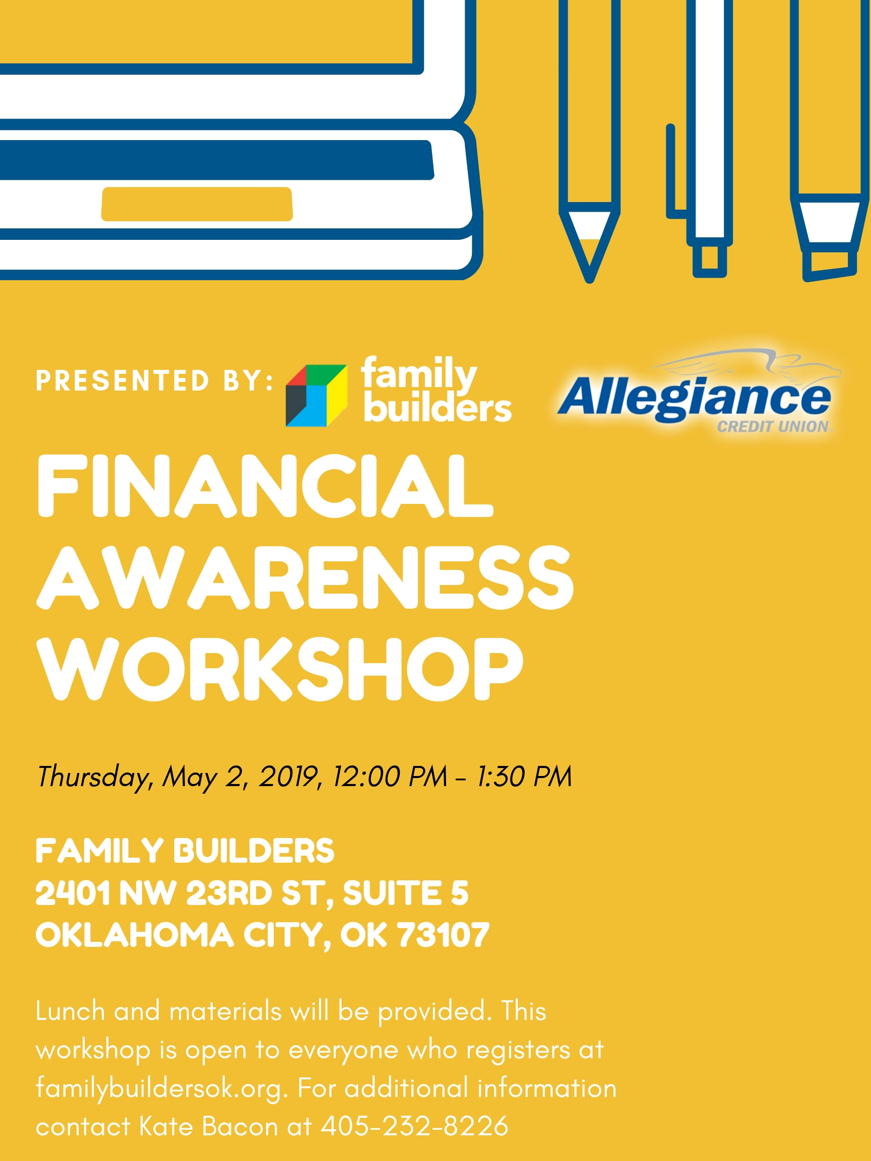 Financial workshop-5-2-19-flyer